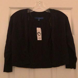 APT 9 Black Shrug Sweater S